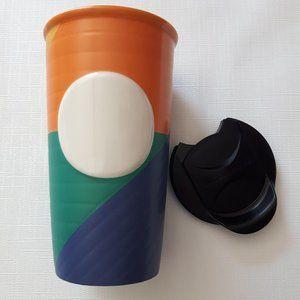 2010 Starbucks Dot Collection Travel Mug NWT